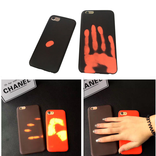 Heat Color Changing Phone Case For iPhone 🔥