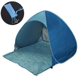 OnePerfectShop - Portable 2-3 Person Shade Tent with UV Protection Portable Shade