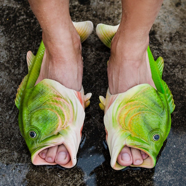 OnePerfectShop - Amazing Fish Flip Flops flip flops