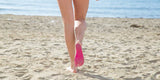 OnePerfectShop - Nakefit™ - Protective Sticker Shoes beach