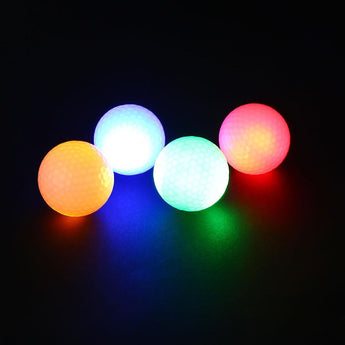 OnePerfectShop - Amazing Night Tracker! Flashing LED Light Golf Balls Golf
