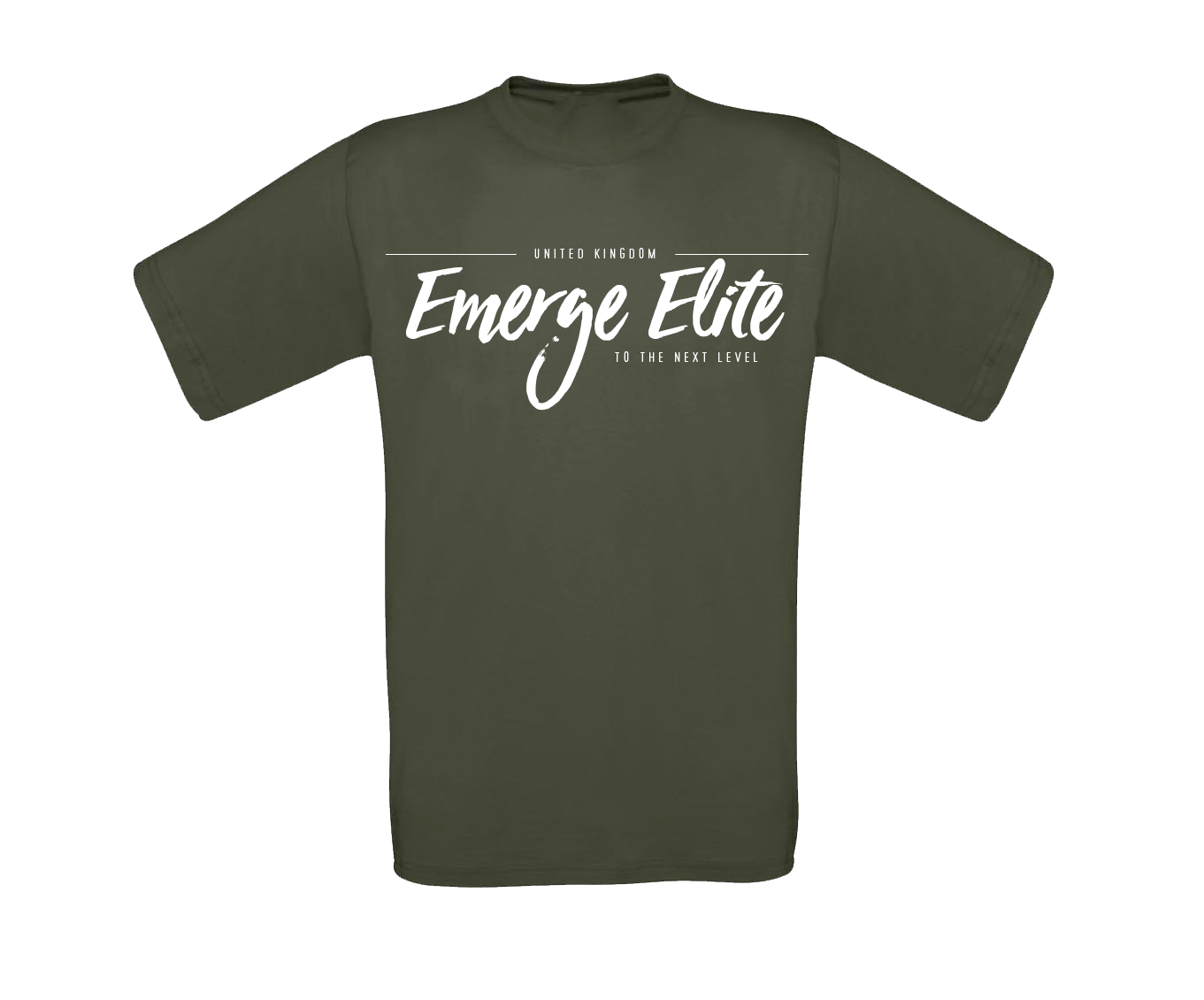 First Edition Tee - Khaki