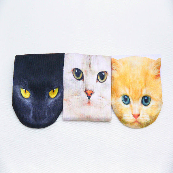 1 pair Hot Style 3D Printed Animal Women Casual Socks Cat Unisex Low Cut Ankle Socks cloth accessories 8 styles