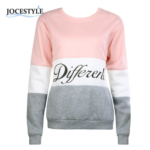 Women Hoodies Women Autumn Winter Sweatshirts Letters Printed Casual Pullover Cotton Tracksuit Long Sleeve Suit Hoddies