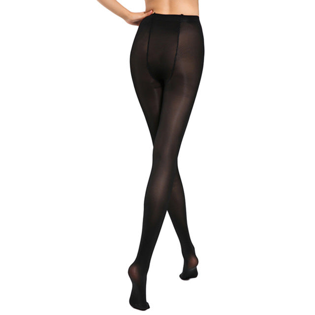 47722533644 Super Elastic Magical Stockings New Women Seamless Sexy Black Thin  Pantyhose Ladies Tights Stocking Sheer Mesh Collant Femme