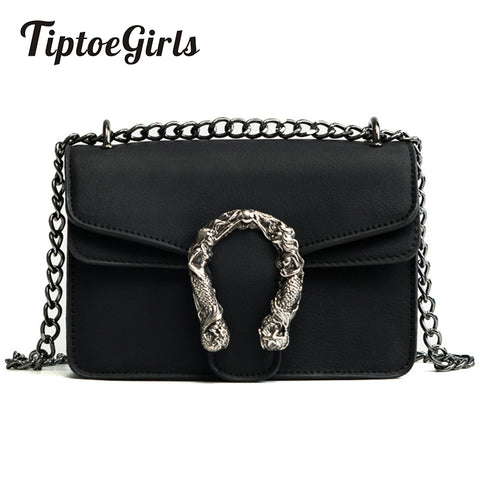 Tiptoegirls Fashion Women Bags New Arrival Women Shoulder Bags Diagonal Lady Handbags Vintage Chain Personalized Small Bag
