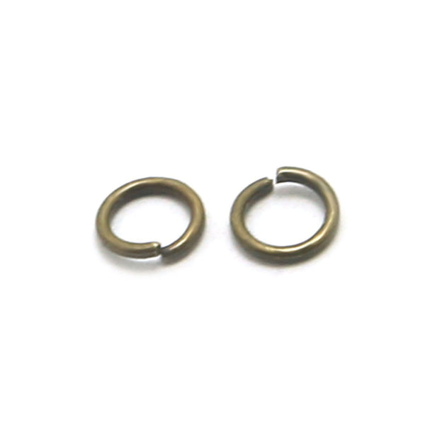 Free Shipping 0.6*4mm 500pcs/lot Alloy Single Loops Open Jump Rings&Split Rings jewelry findings DIY FQA020-02