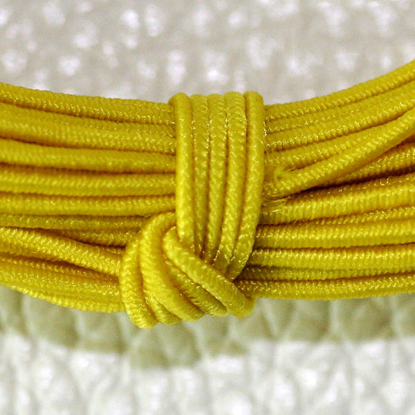 10 Colors Choice 25meters 1MM  Beading elastic Stretch Cord Beads Cord String Strap Rope Bead For shamballa Bracelet FXC001