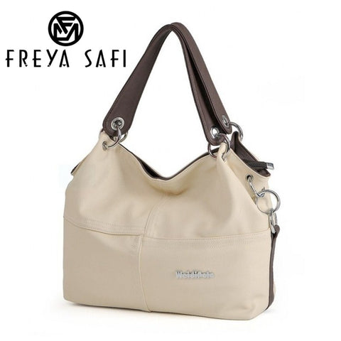 Freya Safi Hot Retro Vintage Women's PU Handbag Tote Trendy Shoulder Bags Messenger Bag Cross body bag Bolsas