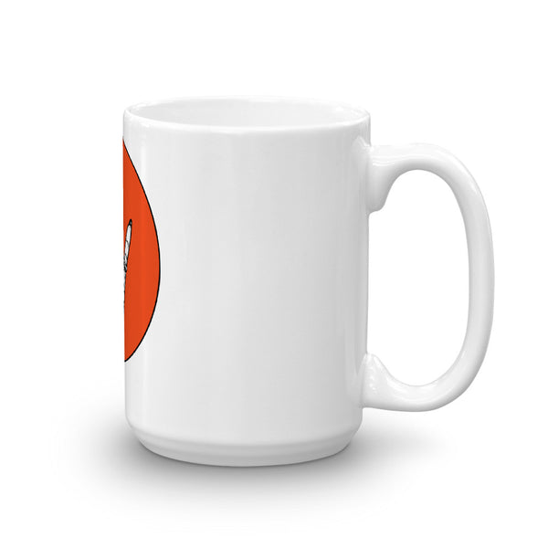 Rock On Mug - ICONIC FOX