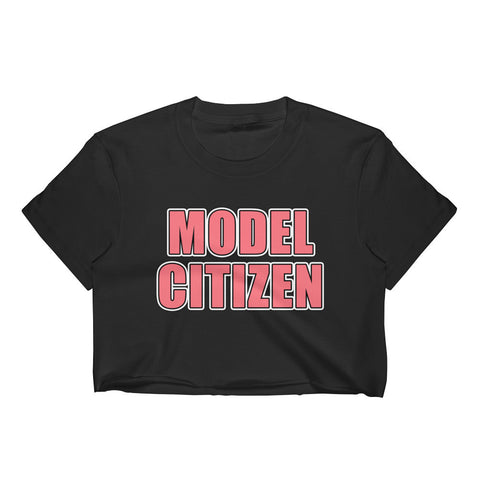 Model Citizen Crop Top