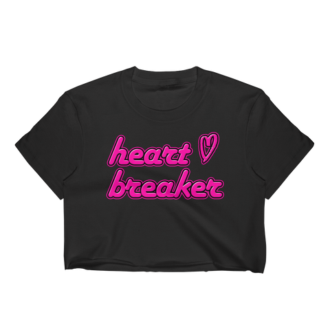 Heartbreaker Crop Top