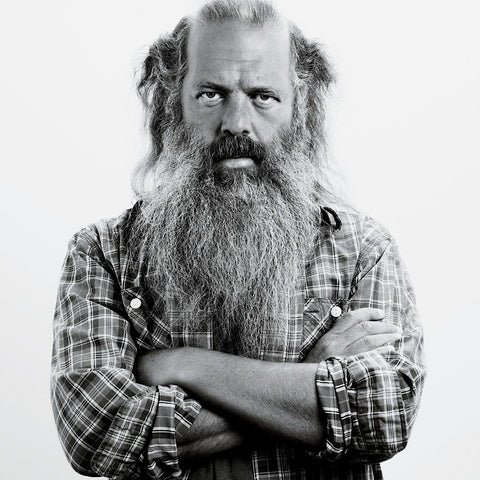 Brother Nature - 8 Life Changing Podcast Episodes - Rick Rubin