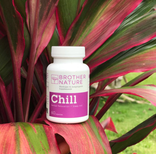 CHILL - Herbal Relaxation + Sleep Aid