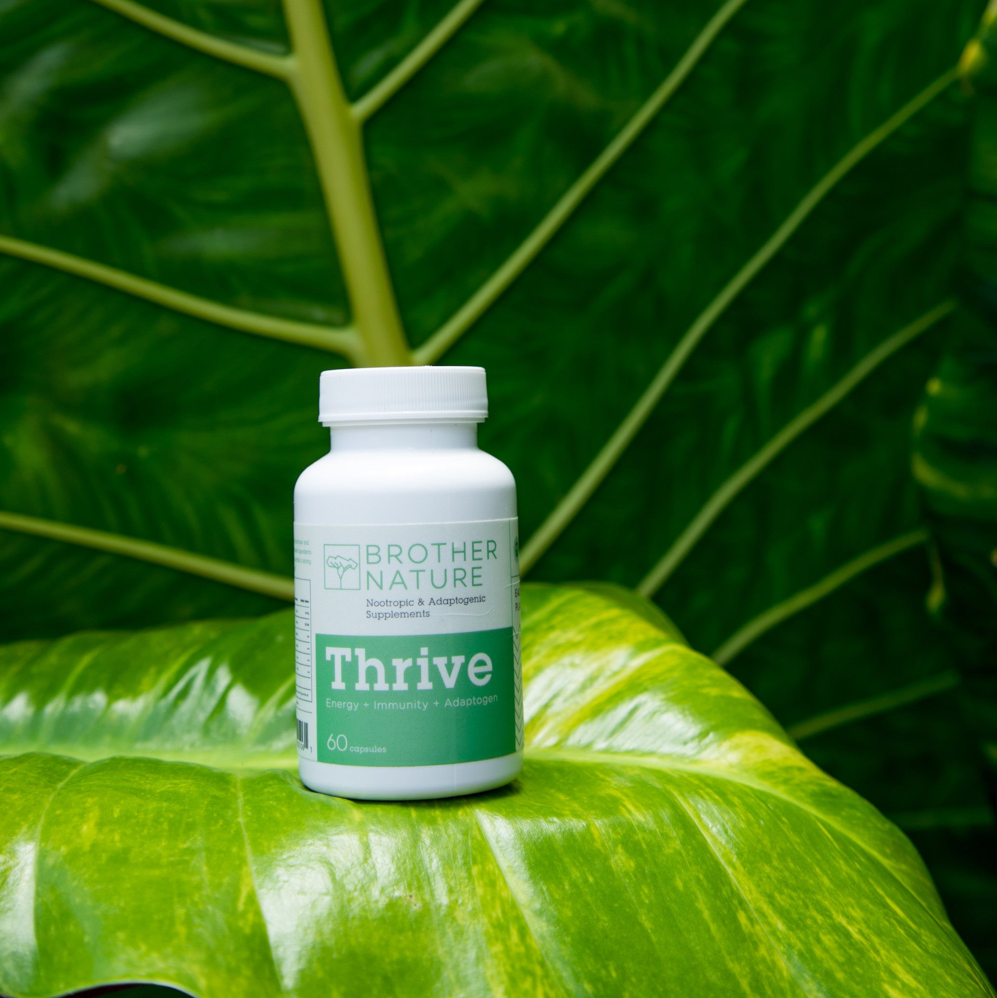 Brother Nature Thrive - Energy, Immunity, Adaptogen
