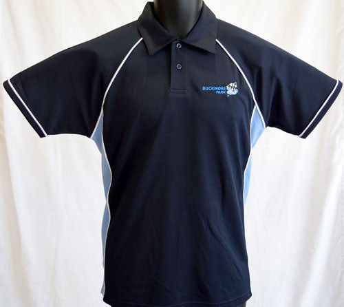 Adult Polo Shirt - Navy/Blue