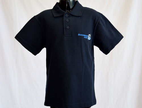 Junior Polo Shirt - Navy