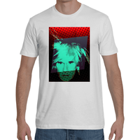 Cire Revolution Warhol is A Star Crew Neck Tee