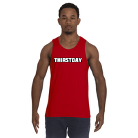 Cire Revolution Thirstday Tank Top - Red