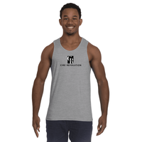 CR Logo Tank Top - Grey