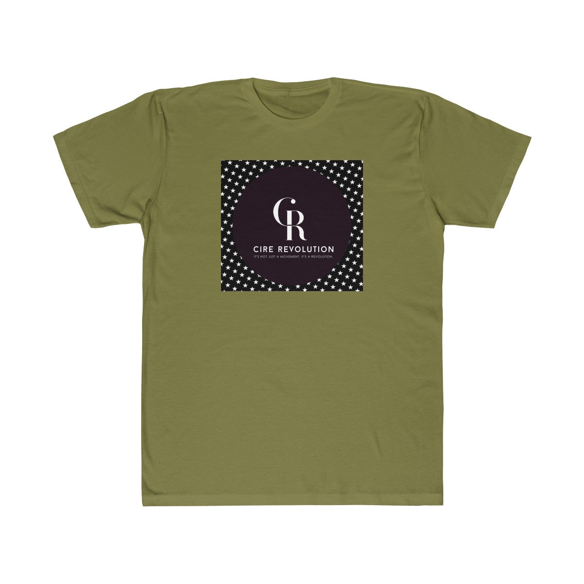 Cire Revolution Stars Fitted Tee