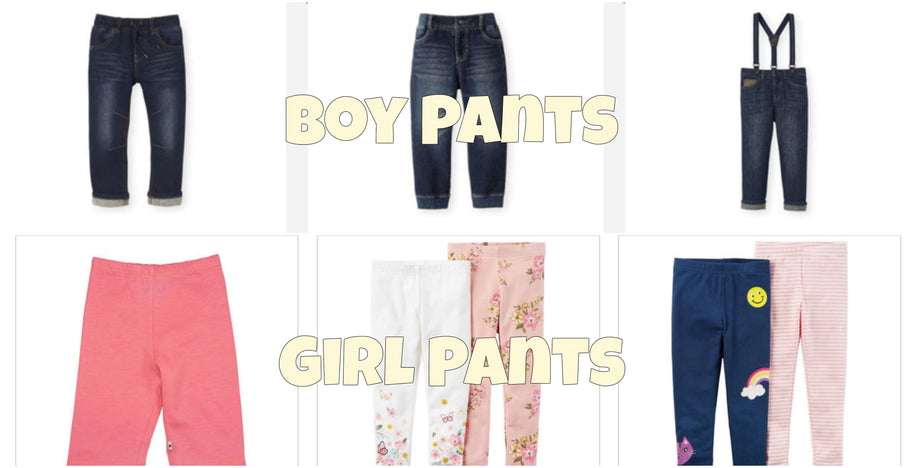 "Fabric choices - Do toddlers really need tough pants for ""boy"" play?"