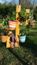 Potted Plant Hanger Set (Golden Pecan)