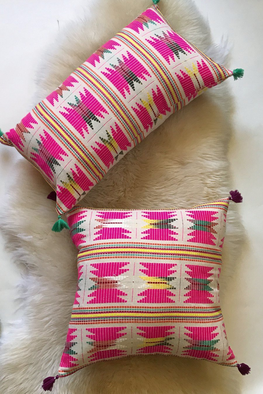 Mariposa Pillows