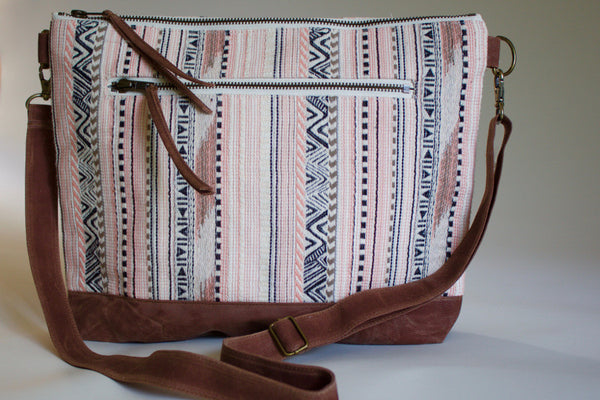 Peaches Crossbody