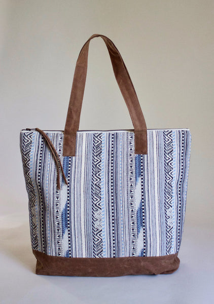 Periwinkle Tote