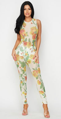 Lizzie Jumpsuit - Foxy And Beautiful