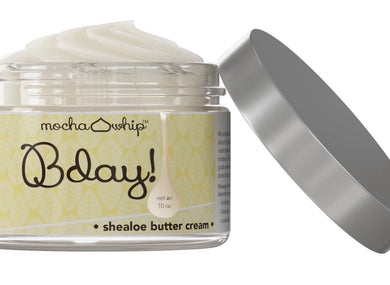 Shea Butter Whippe, Bday ! - Vegan - Foxy And Beautiful