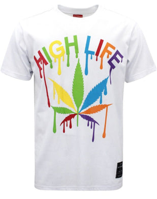 High Life Multicolor T-Shirt - Foxy And Beautiful
