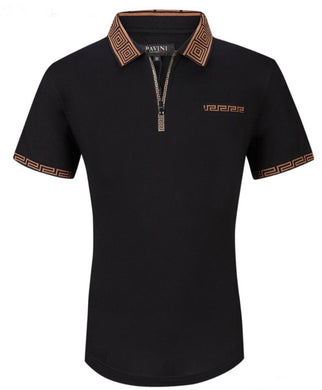 Pavini Men Polo Shirt - Foxy And Beautiful