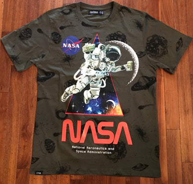 NASA T- Shirt - Foxy And Beautiful