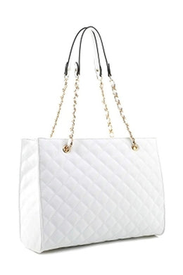 Vegan Quilted Purse