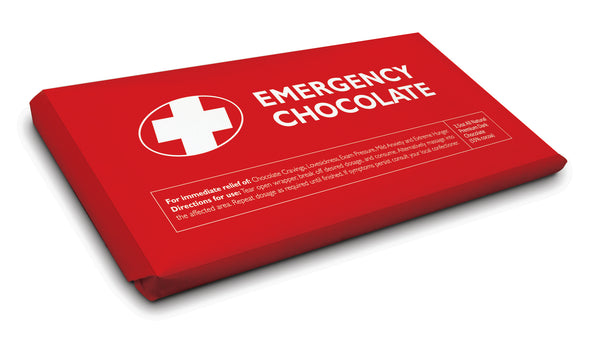 Emergency Dark Chocolate