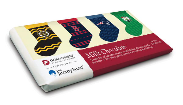 Jimmy Fund Stockings