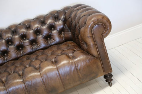 the beauty of the chesterfield sofa