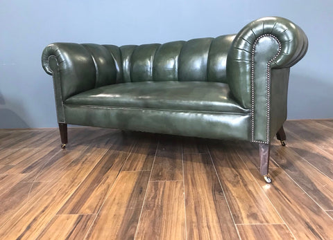 Bank of England Chesterfield Sofa