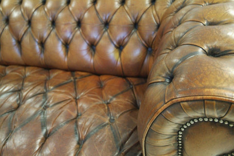 quality of the chesterfield sofa