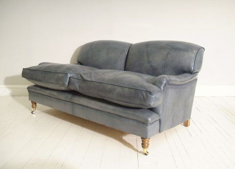 Grey Sofa From The Side