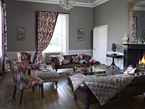 Traditional Heritage with a Twist – Robinson of England