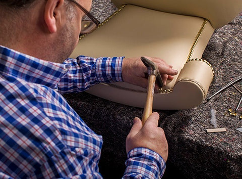 Adding Details To The Chesterfield