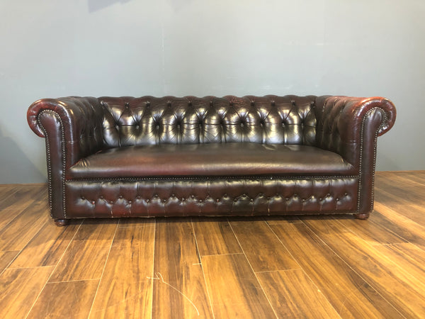 A Super Cool Chesterfield from the Baltic Centre for Contemporary Art