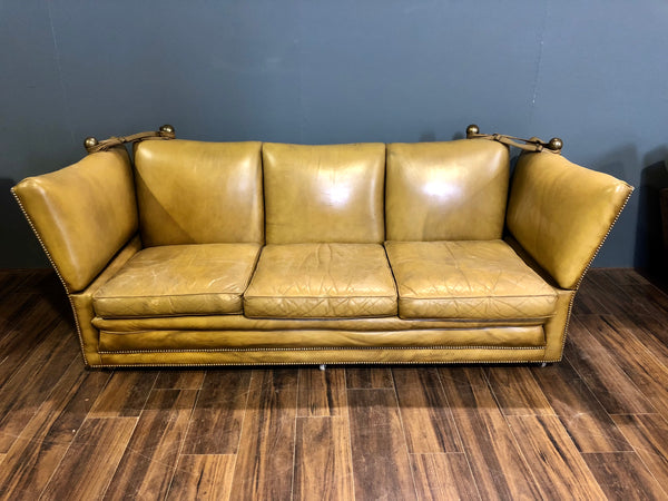 A Stunning Vintage Knole Sofa in Super Condition