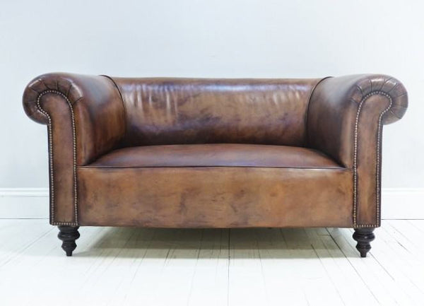 THE WILMINGTON UNBUTTONED CHESTERFIELD SOFA