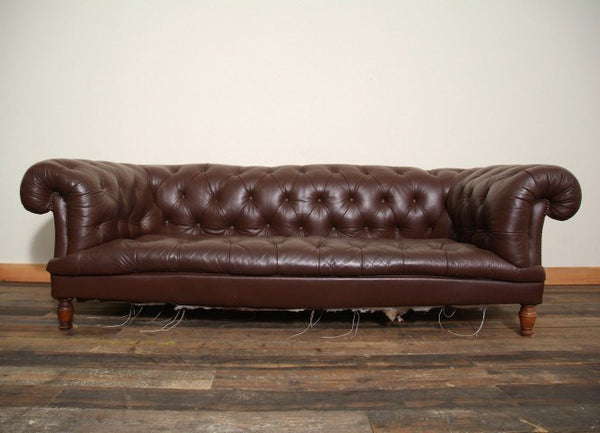 19TH CENTURY CHESTERFIELD SOFA
