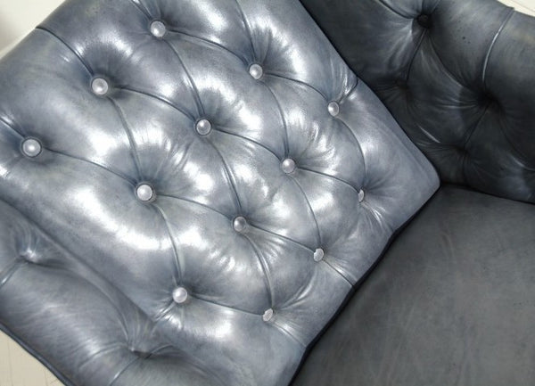 THE CANNING ARMCHAIR : ELEPHANT GREY