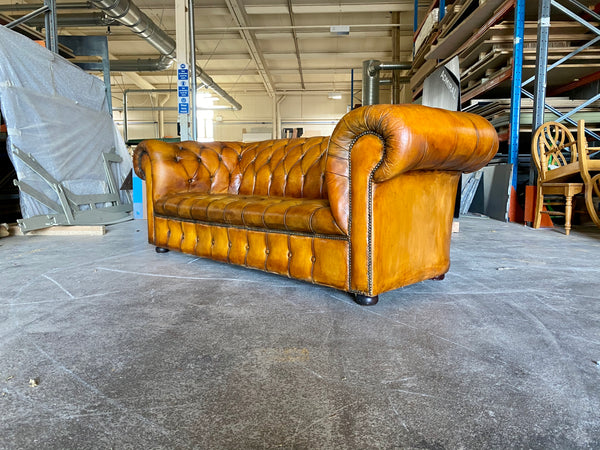Beautiful Vintage Chesterfield Sofa